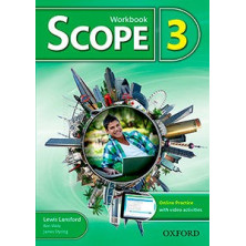 Scope 3 - Workbook + Online practice pack - Ed. Oxford