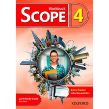 Scope 4 - Workbook + Online practice pack - Ed. Oxford