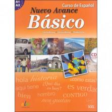 Nuevo Avance Básico - Libro de clase + CD - Ed. Sgel