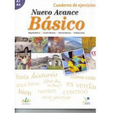 Nuevo Avance Básico - Cuaderno de ejercicios + CD - Ed. Sgel
