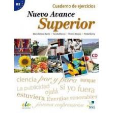 Nuevo Avance Superior - Cuaderno de ejercicios + CD - Ed. Sgel
