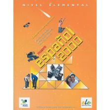 Nuevo Español 2000 Elemental - Cuaderno de ejercicios + CD - Ed. Sgel