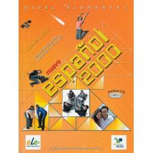 Nuevo Español 2000 Elemental - Libro del alumno + CD - Ed. Sgel