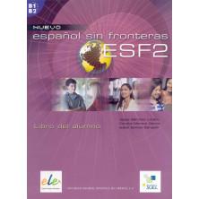 Nuevo Español Sin Fronteras 2 - Libro del alumno - Ed. Sgel