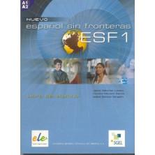 Nuevo Español Sin Fronteras 1 - Libro del alumno - Ed. Sgel