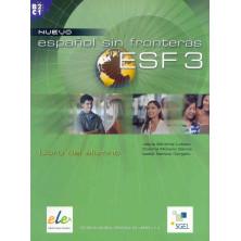 Nuevo Español Sin Fronteras 3 - Libro del alumno - Ed. Sgel