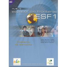 Nuevo Español Sin Fronteras 1 - Cuaderno de ejercicios - Ed. Sgel