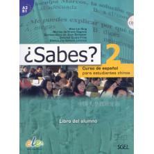 ¿Sabes? 2 - Libro del alumno + CD - Ed. Sgel