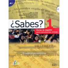 ¿Sabes? 1 - Libro de ejercicios + CD - Ed. Sgel