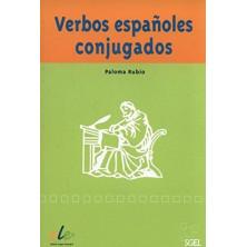 Verbos españoles conjugados - Ed. Sgel