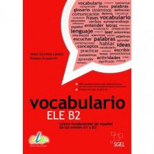 Vocabulario ELE B2 - Ed. Sgel