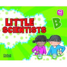 Little Scientists B - Ed Oxford
