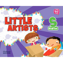 Little Artists Starter - Ed Oxford