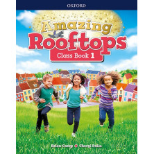 Amazing Rooftops 1. Class Book Pack - Ed Oxford
