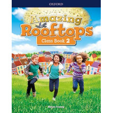 Amazing Rooftops 2. Class Book Pack - Ed Oxford