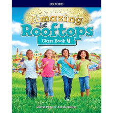 Amazing Rooftops 4. Class Book Pack - Ed Oxford