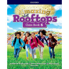 Amazing Rooftops 6. Class Book Pack - Ed Oxford