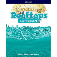 Amazing Rooftops 4. Activity Book - Ed Oxford
