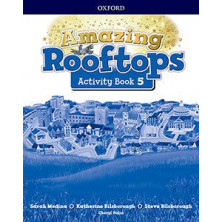 Amazing Rooftops 5. Activity Book - Ed Oxford