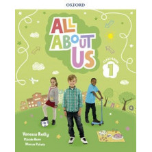 All About Us 1. Class Book Pack - Ed Oxford