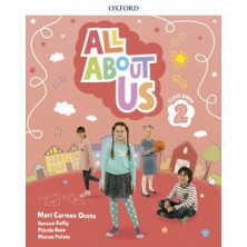 All About Us 2. Class Book Pack - Ed Oxford