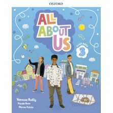 All About Us 3. Class Book Pack - Ed Oxford