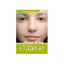 Your five senses - Ed. Oxford