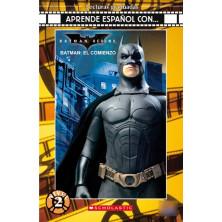 Batman: El comienzo - Ed. Edinumen