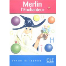 Merlin l'Enchanteur - Ed. Cle International