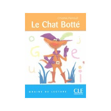 Le Chat botté - Ed. Cle International