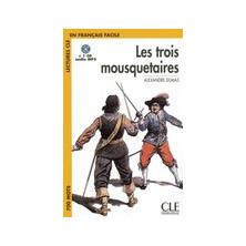 Les Trois Mousquetaires - Ed. Cle International