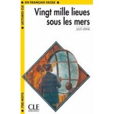 Vingt Mille Lieues sous les mers - Ed. Cle International