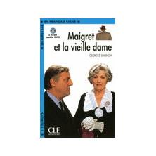 Maigret et la vieille dame - Ed. Cle International