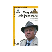 Maigret et la jeune morte - Ed. Cle International