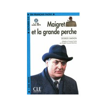 Maigret et la grande perche - Ed. Cle International