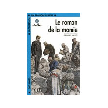 Le Roman de la momie - Ed. Cle International