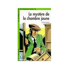 Le Mystère de la chambre jaune - Ed. Cle International