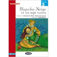 Blanche-Neige et les sept nains - Ed. Vicens Vives