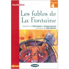 Les fables de La Fontaine - Ed. Vicens Vives