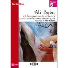 Ali Baba et les quarante voleurs - Ed. Vicens Vives