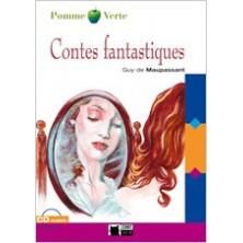 Contes fantastiques - Ed. Vicens Vives