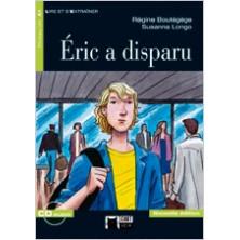 Éric a disparu - Ed. Vicens Vives