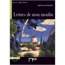 Lettres de mon moulin - Ed. Vicens Vives