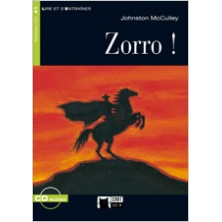 Zorro ! - Ed. Vicens Vives