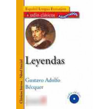 Leyendas de Gustavo Adolfo Bécquer - Ed. Anaya