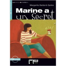 Marine a un secret - Ed. Vicens Vives