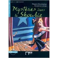 Mystères dans le showbiz - Ed. Vicens Vives