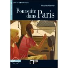 Poursuite dans Paris - Ed. Vicens Vives