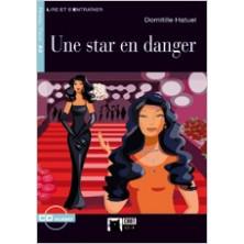 Une star en danger - Ed. Vicens Vives