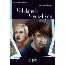 Vol dans le Vieux-Lyon - Ed. Vicens Vives